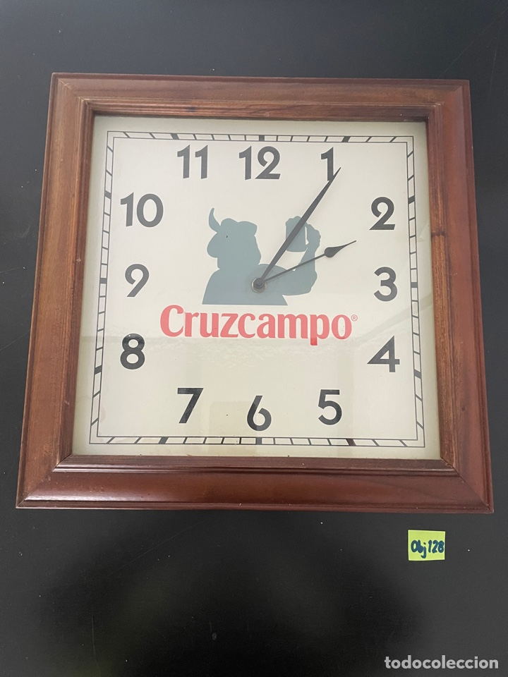 RELOJ CRUZCAMPO (Relojes - Pared Carga Manual)