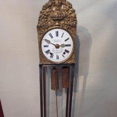 Relojes de pared: RELOJ DE RELOJ MOREZ PARA RESTAURAR. Lote 257922635