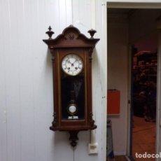 Orologi da parete: RELOJ DE PARED ALFONSINO. Lote 259263870