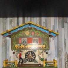 Relojes de pared: RELOJ DE CUCU CUCO AUTOMATA. Lote 260012580