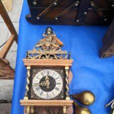 Relojes de pared: RELOJ HOLANDES. Lote 260570510