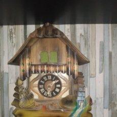 Relojes de pared: RELOJ DE CUCO CUCU. Lote 260650015