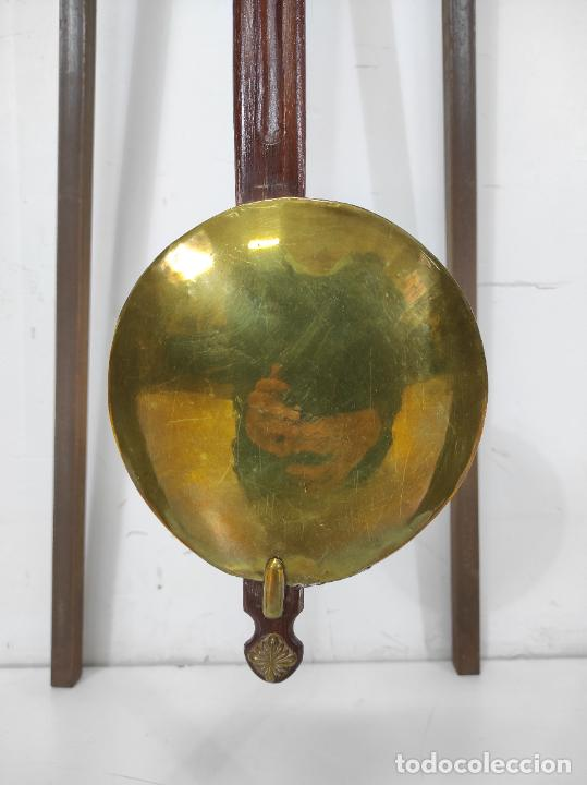 Relojes de pared: Reloj de Pared - Maquina Morez - Sonería de Campana - Funciona - Completo - S. XIX - Foto 13 - 260695520