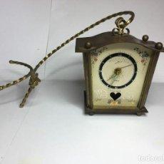 Relojes de pared: PEQUEÑO RELOJ SCHMID SCHLENKER. Lote 260748145