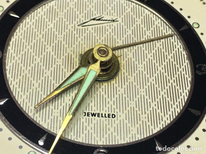 Relojes de pared: PEQUEÑO RELOJ SCHMID SCHLENKER - Foto 14 - 260748145