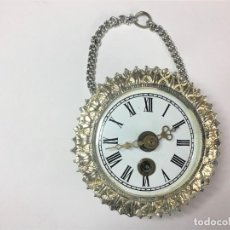 Relojes de pared: PEQUEÑO RELOJ SOL PARED O COLGAR MADE IN GERMANY. Lote 260755155