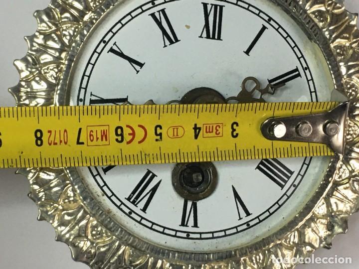 Relojes de pared: PEQUEÑO RELOJ SOL PARED o COLGAR MADE IN GERMANY - Foto 8 - 260755155