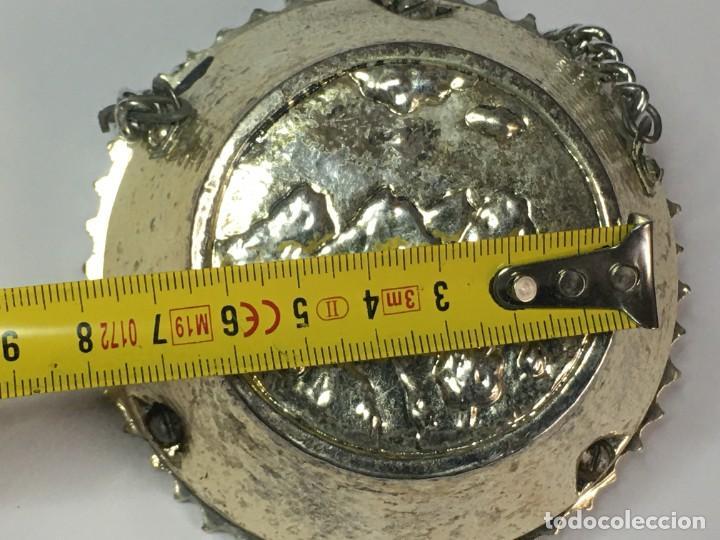 Relojes de pared: PEQUEÑO RELOJ SOL PARED o COLGAR MADE IN GERMANY - Foto 9 - 260755155