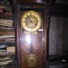 Relojes de pared: RELOJ DE PARED MIDE 75 C.T FUNCIONANDO. Lote 262254660