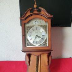 Relojes de pared: ANTIGUO RELOJ PARED HERSA TEMPUS FUGIT. Lote 276598308