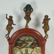 Relojes de pared: RELOJ DE PARED. CAJA DE MADERA. SELVA NEGRA. ALEMANIA. SIGLO XIX-XX.. Lote 263881650