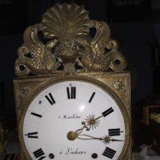 Relojes de pared: RELOJ MOREZ ÉPOCA IMPERIO. Lote 264441114