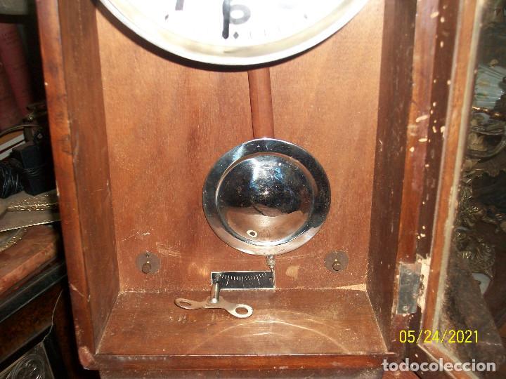 Relojes de pared: LOTE DE 2 RELOJES DE PARED-TROYANO-ALMERIA - Foto 10 - 265321394