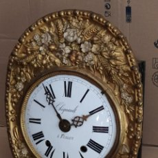 Horloges murales: PRECIOSO RELOJ MOREZ. Lote 267257289