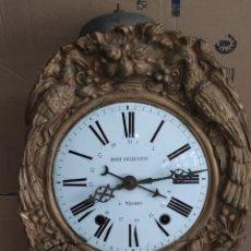 Horloges murales: ANTIGUO RELOJ MOREZ. Lote 267258089