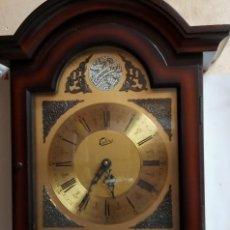 Relojes de pared: BIM BAM DE PESAS FUNCIONANDO CORRECTO. Lote 267629229