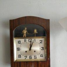 Relojes de pared: RELOJ DE PARED AUTOMATA. Lote 267756494