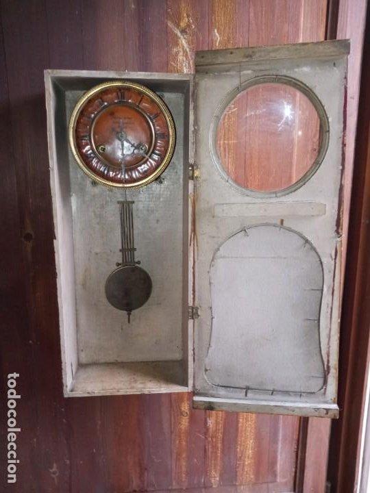 Relojes de pared: RELOJ - BOHEMIA - R. CHECA . - Foto 6 - 268262389