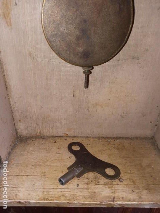 Relojes de pared: RELOJ - BOHEMIA - R. CHECA . - Foto 12 - 268262389