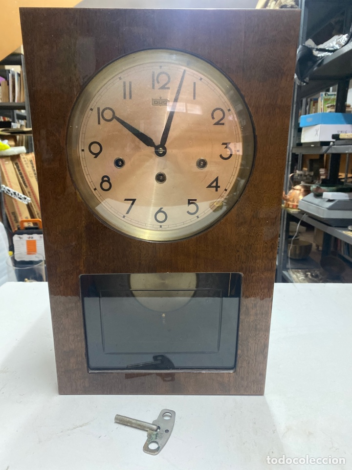 RELOJ DE PARED DUC (Relojes - Pared Carga Manual)