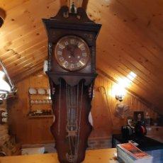 Relojes de pared: RELOJ DE PARED CLÁSICO. Lote 269293483