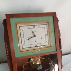 Relojes de pared: IMPRESIONANTE RELOJ CARRILLÓN VEDETTE SONERIA A LOS CUARTOS IMPECABLE. Lote 269305988