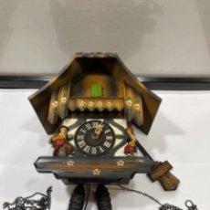 Relojes de pared: RELOJ CUCU / CUCÚ MADE IN GERMANY -DESCONOZCO SU ESTADO ACTUAL DE FUNCIONAMIENTO (G). Lote 269389803