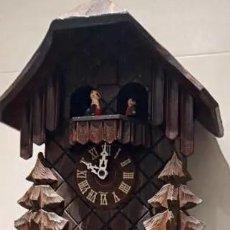 Relojes de pared: RELOJ CUCO CARRUSEL MUSICAL. Lote 269403333