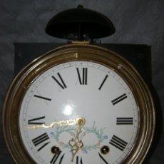Relojes de pared: OLD COMTOISE MOVEMENT RINGTONE: BELL. Lote 269630298