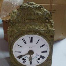 Relojes de pared: ANTIGUA CABEZA DE RELOJ MOREZ DE CAMPANA. Lote 269674768