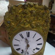 Relojes de pared: ANTIGUA CABEZA RELOJ MOREZ DE CAMPANA. Lote 269674823