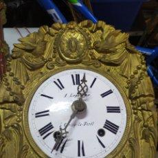 Relojes de pared: ANTIGUA CABEZA RELOJ MOREZ DE BORDÓN. Lote 269674913