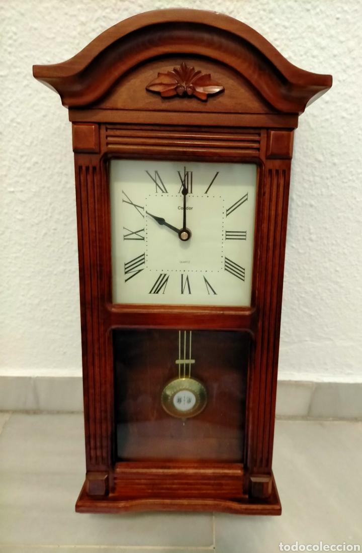 Relojes de pared: Reloj de péndulo - Foto 4 - 269728988