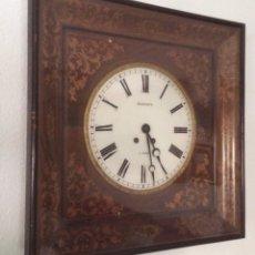 Relojes de pared: ANTIGU RELOJ BETHOUD. Lote 271705298