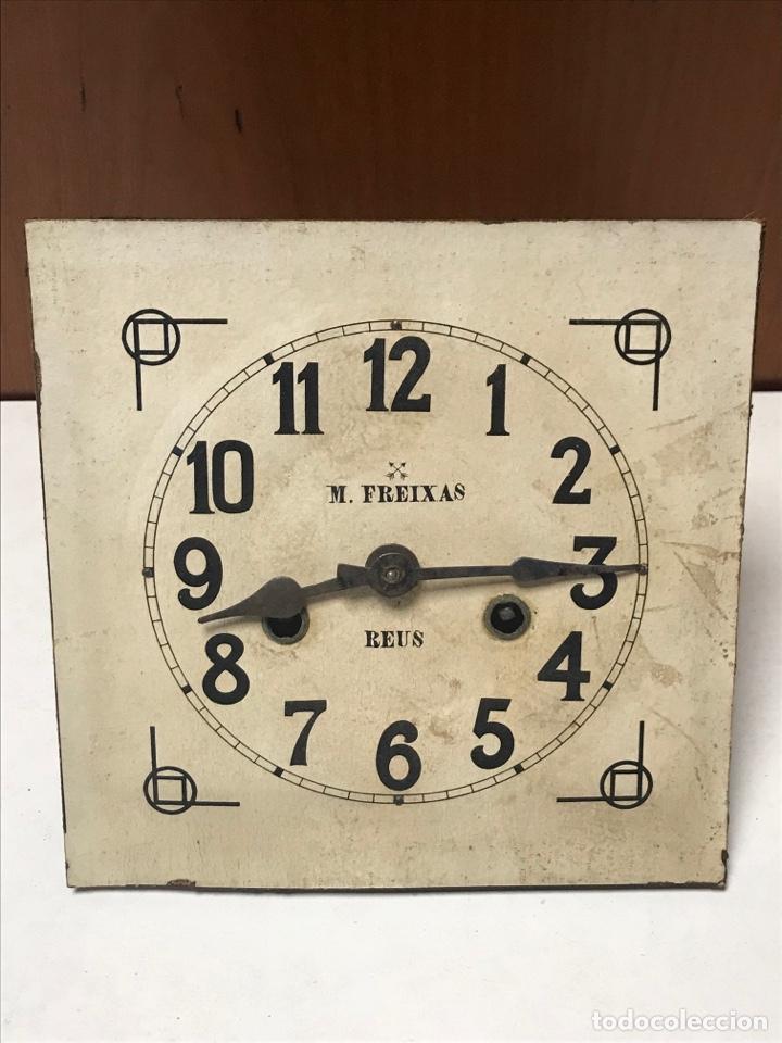 MAQUINARIA RELOJ DE PARED (Relojes - Pared Carga Manual)