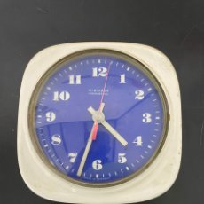 Relojes de pared: RELOJ DE PARED DE PORCELANA. Lote 274287173