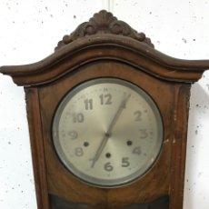 Relojes de pared: RELOJ ANTIGUO DE PARED. Lote 274936813