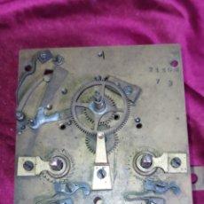 Relojes de pared: MAQUINARIA DE RELOJ OJO DE BUEY. Lote 275115288