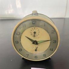 Relojes de pared: ANTIGUO RELOJ DESPERTADOR. Lote 275133158