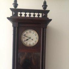 Relojes de pared: RELOJ HENRY. SIGLO XIX. RECIÉN RESTAURADO. Lote 276202993
