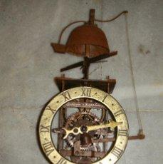 Relojes de pared: RELOJ DE PARED. ANDARIN - ESPAÑA. Lote 276665453
