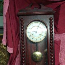 Relojes de pared: EXCELENTE RELOJ DE PARED MARCA RADIANT.. Lote 276757008