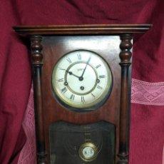 Relojes de pared: MAGNÍFICO RELOJ DE PARED.. Lote 276757058