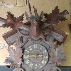 Relojes de pared: ANTIGUO CUCO. Lote 276783933