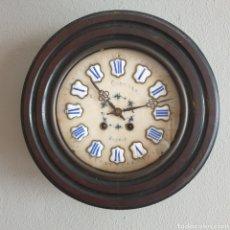 Horloges murales: RELOJ OJO DE BUEY. FUNCIONA. Lote 277065583