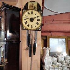 Relojes de pared: RELOJ DE RATERA DE 2 CAMPANAS. Lote 277076948