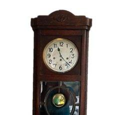 Relojes de pared: RELOJ JUNGHANS CLASICO S XIX WURTTEMBERG. Lote 277159988