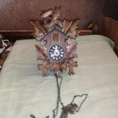 Relojes de pared: RELOJ DE PARED CU CU. Lote 277180388