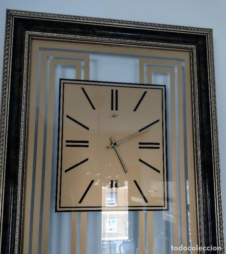 Relojes de pared: Elegante reloj de pared 81cm x 41cm - Foto 2 - 278379853