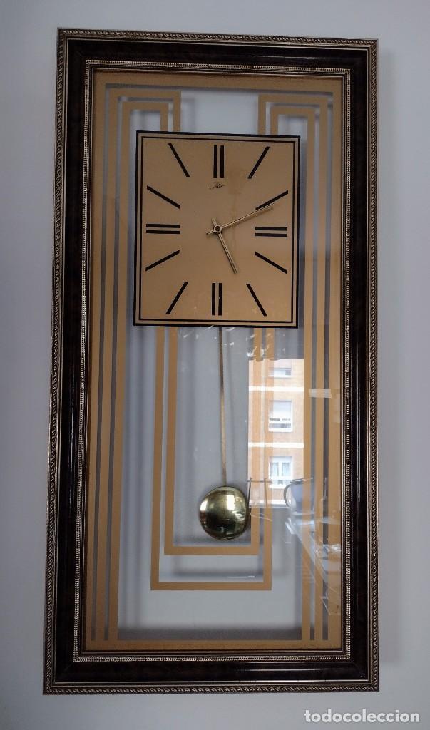Relojes de pared: Elegante reloj de pared 81cm x 41cm - Foto 3 - 278379853